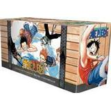 One piece böcker One Piece Box Set 2 (Häftad, 2014)