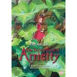 Secret world of arrietty Böcker The Art of the Secret World of Arrietty (Inbunden, 2012)
