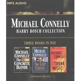 Böcker med harry bosch Michael Connelly - Harry Bosch Collection (Books 3,4 & 5): The Concrete Blonde, the Last Coyote, Trunk Music (Övrigt format, 2016)