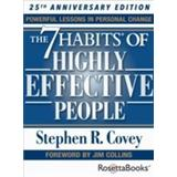 The 7 habits of highly effective people Böcker 7 Habits of Highly Effective People (E-bok, 2013)