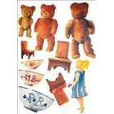 Björnarna Böcker Guldlock och de tre björnarna flano (Övrigt format, 2008)