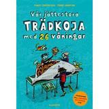 Vår trädkoja Böcker Vår jättestora trädkoja med 26 våningar (E-bok, 2016)