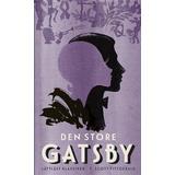 Den store gatsby Böcker Den store Gatsby / Lättläst (Ljudbok nedladdning, 2014)