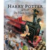Harry potter de vises sten Böcker Harry Potter og de vises sten (Inbunden, 2015)