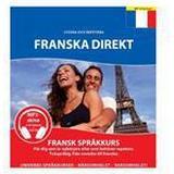 Franska Böcker Franska Direkt (Ljudbok MP3 CD, 2007)