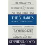 The 7 habits of highly effective people Böcker 7 Habits of Highly Effective People (E-bok, 2015)