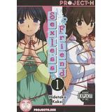 Hentai Böcker Sexless Friend (Hentai Manga) (Häftad, 2013)