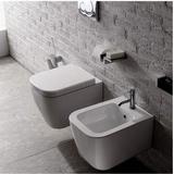 Toalettstolar Globo Stone 6-SSS03.BI