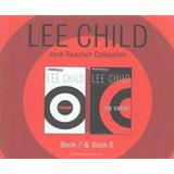 Lee child Böcker Lee Child - Jack Reacher Collection: Book 7 & Book 8: Persuader, the Enemy (Ljudbok CD, 2016)