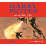 Goblet of fire Böcker Harry Potter and the Goblet of Fire (Ljudbok CD, 2007)