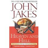 John jakes: north and south Böcker Heaven and Hell (Pocket, 2000)