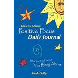 Five minute journal Böcker The Five Minute Positive Focus Daily Journal (Pocket, 2012), Pocket