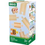 Tågbana Brio Starter Track Pack 33394