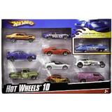 Toys Hot Wheels 10 Car Pack