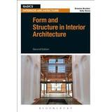 Architecture and form Böcker Form and Structure in Interior Architecture (Pocket, 2016)