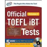 Toefl ibt Böcker Official TOEFL iBT Tests (Pocket, 2016)