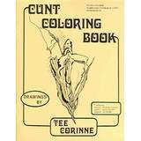 Cunt coloring book Böcker Cunt Adult Coloring Book (Pocket, 1989)