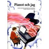 Pianot och jag Böcker Pianot och jag 1 (Häftad, 2016)
