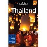 Lonely planet thailand Böcker Lonely Planet Thailand (Häftad, 2016)