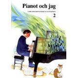 Pianot och jag Böcker Pianot och jag 2 (Häftad, 2016)