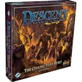 Miniatyrspel Fantasy Flight Games Descent: Journeys in the Dark Second Edition: The Chains That Rust
