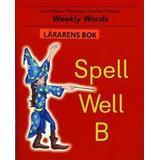 Spell well Böcker Spell Well B Lärarens bok (Häftad, 2012)