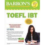 Toefl ibt Böcker Barron's Toefl Ibt (Pocket, 2013)