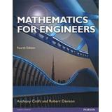 Sune cd Böcker Mathematics for Engineers (Pocket, 2015)
