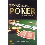 Texas hold em Böcker Texas Hold 'Em Poker (Häftad, 2005)