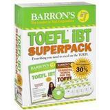 Toefl ibt Böcker Barron's TOEFL IBT Superpack (Pocket, 2013)