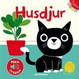Nyfikna öron Böcker Husdjur - Peka, lyssna (Board book, 2011)