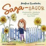 Sagasagor Böcker Sagasagor: Studsmatta, simskola och en borttappad tigertass (Ljudbok nedladdning, 2016)