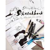 Målarbok vuxna Stina Wirséns Sketchbook: målarbok för vuxna (Inbunden, 2016)