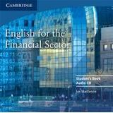 Myllymäki Böcker English for the Financial Sector (Ljudbok CD, 2008)