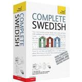 Complete swedish beginner to intermediate course Böcker Complete Swedish Beginner to Intermediate Book and Audio Course (Övrigt format, 2010)