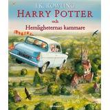 Harry potter och hemligheternas kammare Böcker Harry Potter och Hemligheternas kammare (Inbunden, 2016)