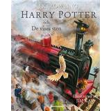 Harry potter de vises sten Böcker Harry Potter och De vises sten (Inbunden, 2015)