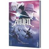 Bok amulett Amulett: Älvprinsen 5 (Inbunden, 2014)