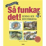 Mats wänblad Böcker Så funkar det: hemma och runtomkring (Inbunden, 2015)