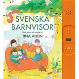 Piano böcker Svenska Barnvisor: urval, piano och munspel (Inbunden, 2012)