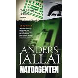 Anders jallai Böcker Natoagenten (Pocket, 2013)