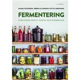 Kimchi och kombucha Böcker Fermentering: syra egen kraut, kimchi och kombucha (Inbunden, 2016)