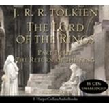 The lord of the rings böcker Lord of the Rings (Ljudbok CD, 2002)
