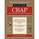 Phillips the one Böcker CBAP Certified Business Analysis Professional All-in-One Exam Guide Book/CD Package (, 2009)