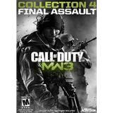 Modern warfare pc PC-spel Call of Duty: Modern Warfare 3 - Collection 4 - Final Assault