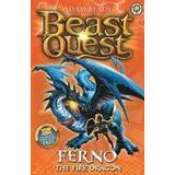 Dragon blade Böcker Beast Quest: Ferno the Fire Dragon (Storpocket, 2007)