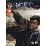 Harry potter böcker engelska Harry Potter Instrumental Solos: Trombone, Book & CD (Häftad, 2012)