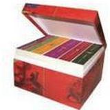 Harry potter boxed set Böcker Harry Potter Paperback Boxed Set (Häftad, 2010)