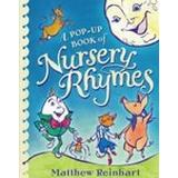 Matthew reinhart Böcker A Pop-up Book of Nursery Rhymes. (Kartonnage, 2009)