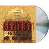 Shantaram böcker Shantaram (Ljudbok CD, 2014)